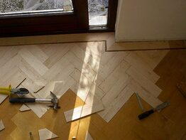 Qualified Floor Gap filling, Sanding & Finishing in Enfield Floor Sanding
